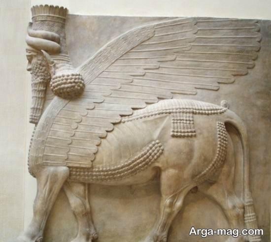 آثار ایرانی در موزه تاریخی لوور