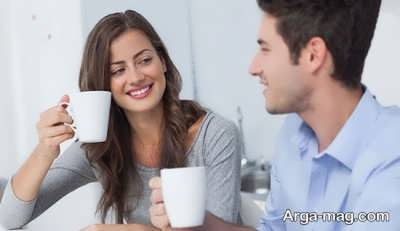 ویژگی های رفتاری مردان عاشق