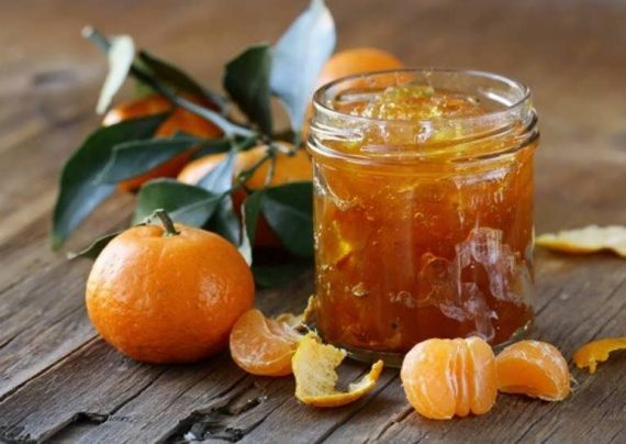 طرز تهیه مربای نارنگی