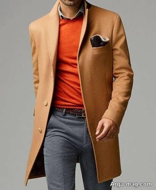 مدلهای جدید پالتوی مردانه
