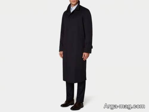 مدل پالتو بلند مردانه