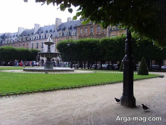 مکان های گردشگری پاریس