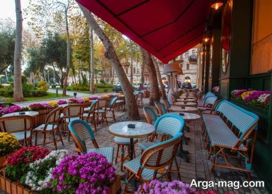 رستوران مجلل پاریس