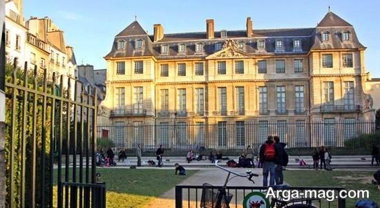 کاخ تاریخی پاریس
