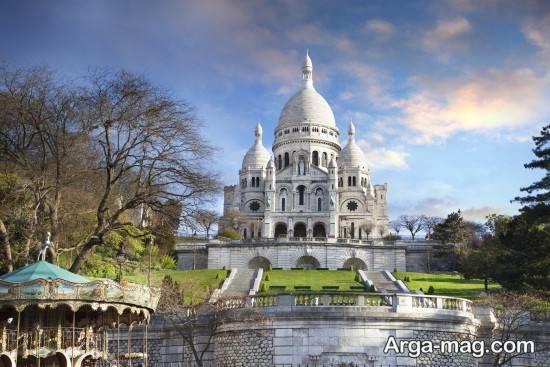 کلیسای جذاب پاریس