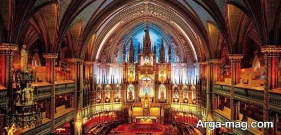 کلیسای زیبای پاریس
