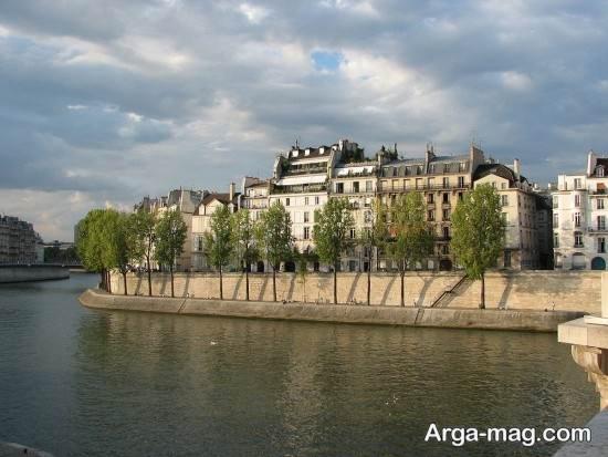 مناطق توریستی پاریس