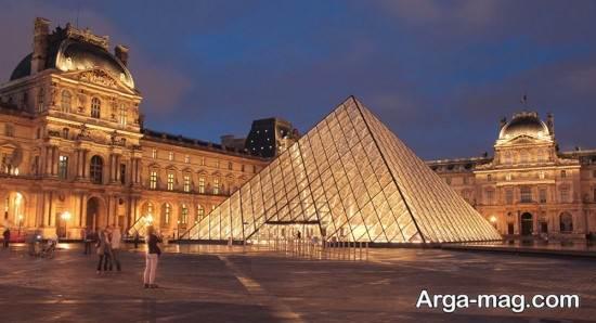 جاذبه های خاص پاریس