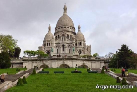 جاذبه باور نکردنی پاریس