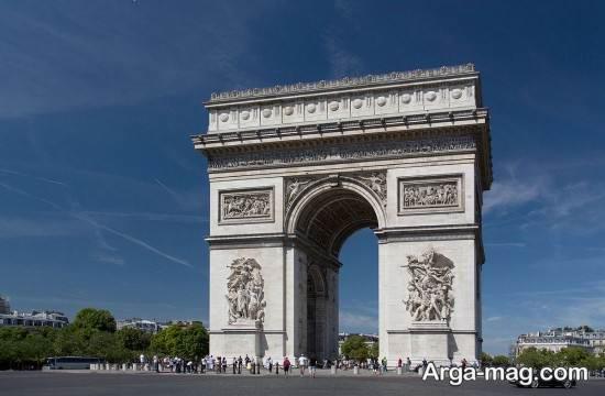 دیدنی های فوق العاده پاریس