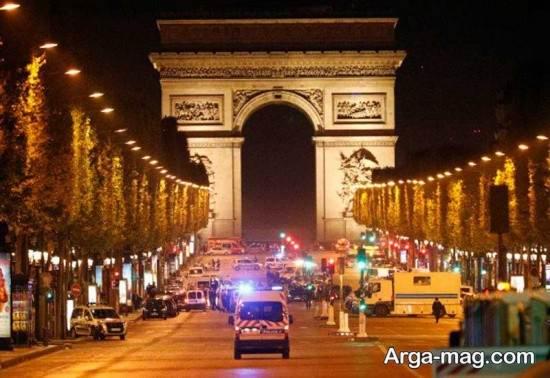کشور زیبای پاریس