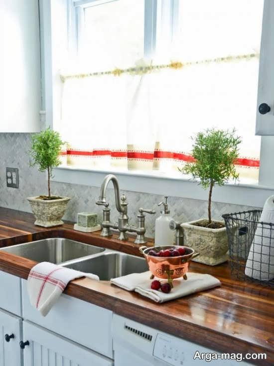 مدل سینک زیبا برای ظرفشویی