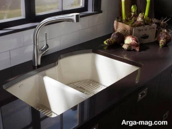 مدل لوکس سینک ظرفشویی