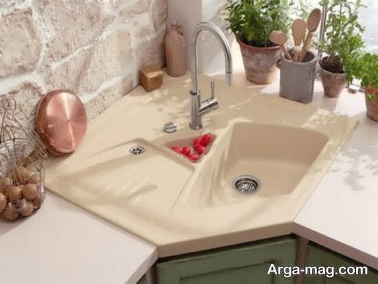 مدل دیدنی سینک ظرفشویی
