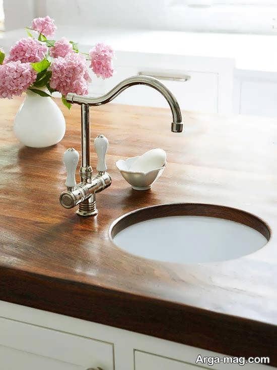 دیزاین فوق العاده سینک ظرفشویی