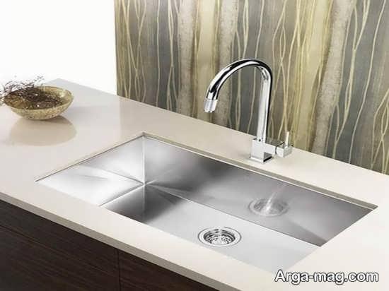 دیزاین لوکس سینک ظرفشویی