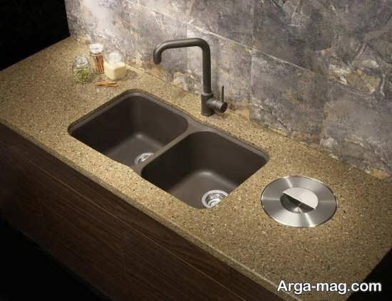 مدل جالب سینک ظرفشویی