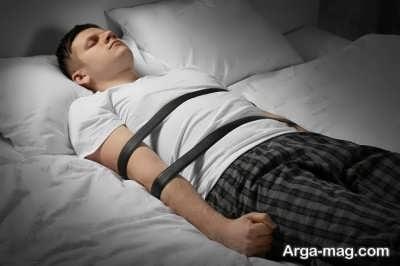 دلیل علمی فلج خواب