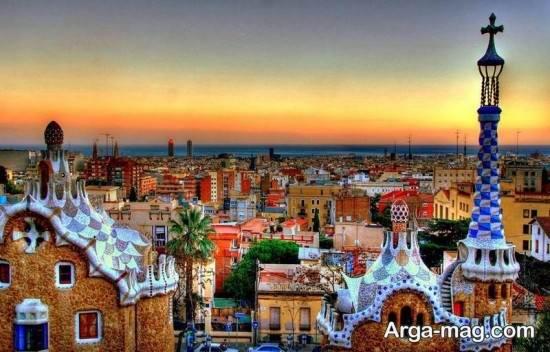 چشم اندازی از اسپانیا