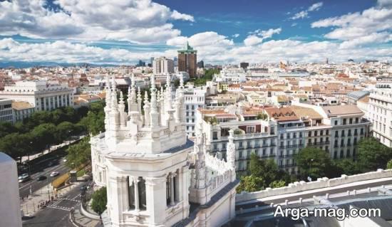 جاذبه های توریستی و مکان های دیدنی اسپانیا