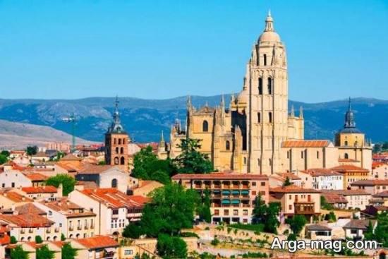 مناطق گردشگری ویژه در اسپانیا