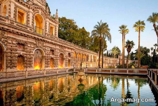 چشم اندازی زیبا از اسپانیا