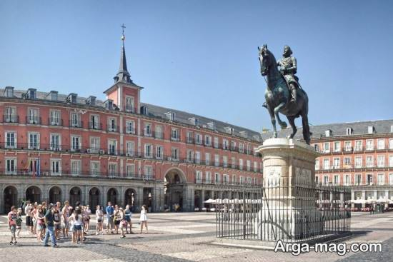 جاذبه های تاریخی اسپانیا