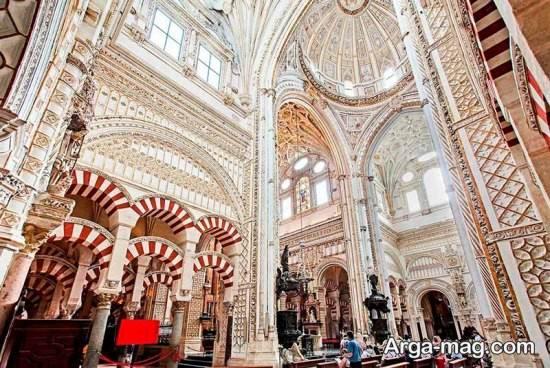 جذابیت های تاریخی اسپاینا