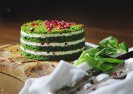 طرز تهیه کیک اسفناج
