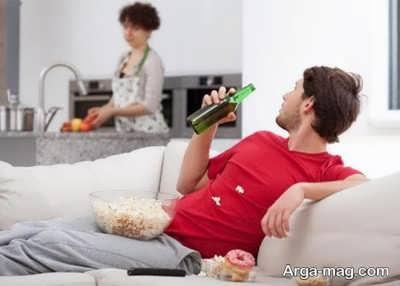 دلیل استرس بیشتر زنان نسبت به مردان