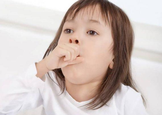 خروسک در کودکان زیر 10 سال