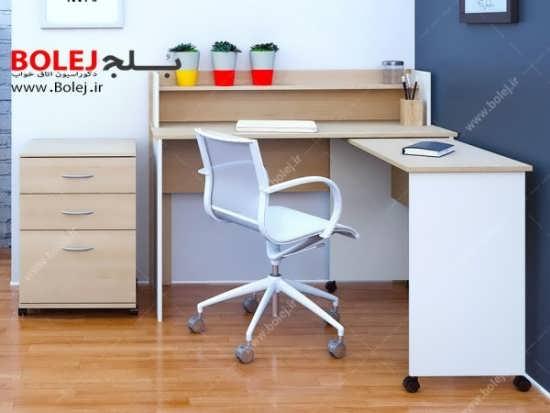 میز تحریر با طراحی شیک