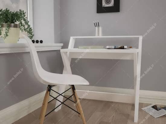 میز تحریر سفید و با دوام
