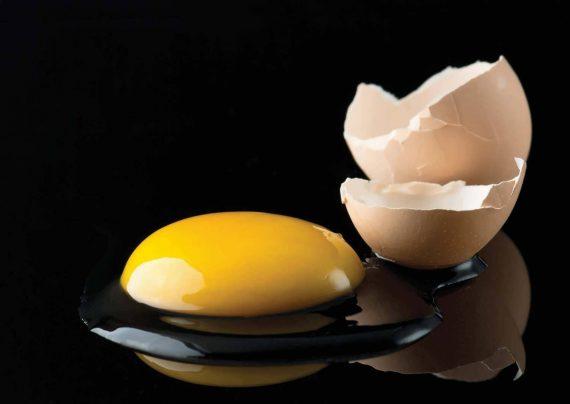 میزان کالری تخم مرغ