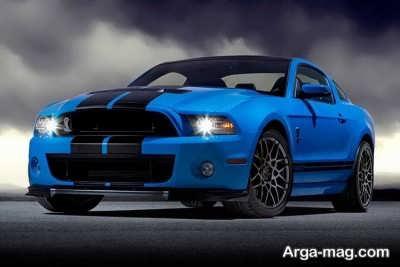 قدرتمندترین خودروی جاده ای شرکت فورد