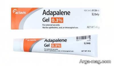 نکاتی در مورد داروی آداپالن