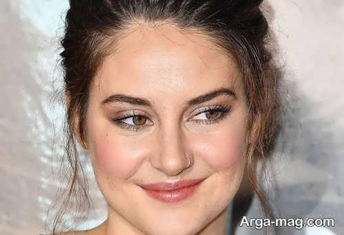 آرایش زیبا برای چشم بادامی