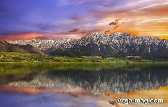 چهار محال بختیاری غرب ایران