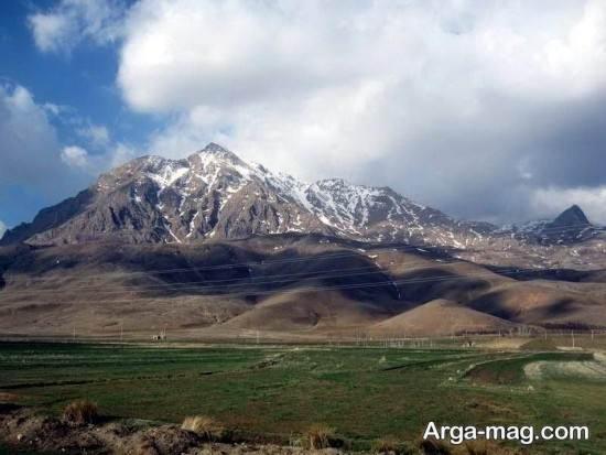 کوهستان های چهار محال بختیاری