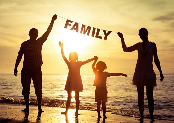 متن زیبا درباره خانواده