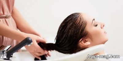 تقویت مو با گلاب