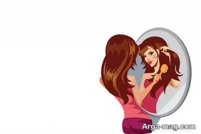 رشد و جلوگیری از ریزش مو با گلاب