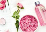 درمان طبیعی با گلاب