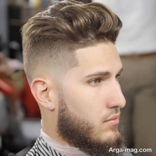 مدل کوتاهی مو پسرانه شیک و جذاب