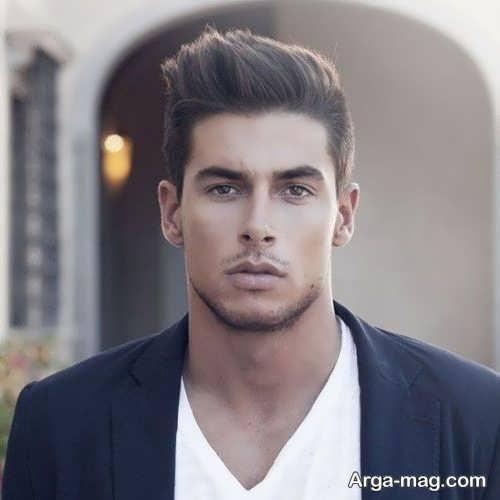 مدل موی زیبا و خاص پسرانه