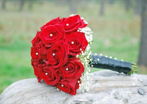 دسته گل عروس 2019