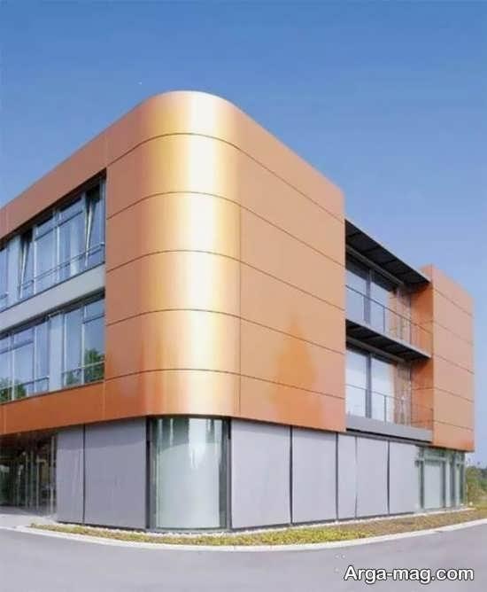 نمای متفاوت ساختمان 2019