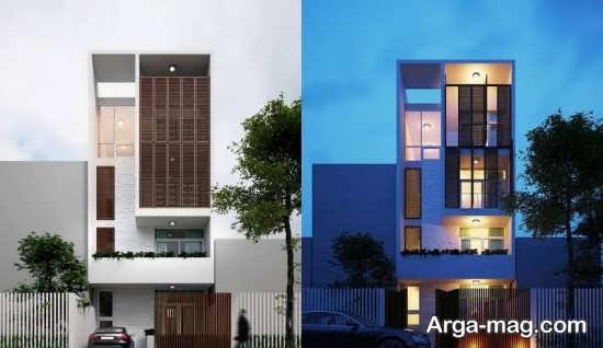 نمای مدرن ساختمان 2019