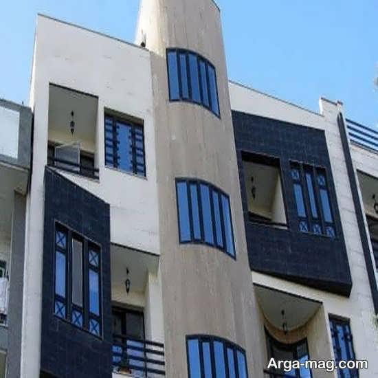 نمای ساختمان 2019