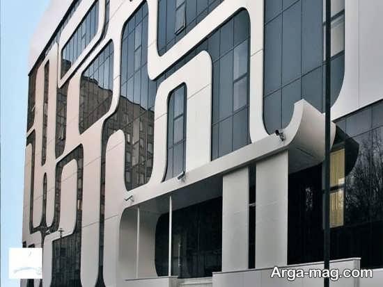 شکل ظاهری ساختمان 2019